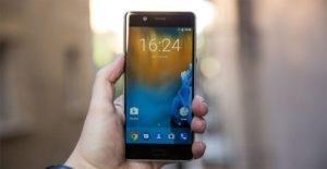 Тест на прочность Nokia 2