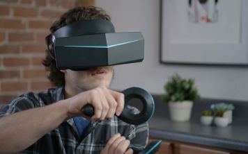 Представлен лучший VR-шлем