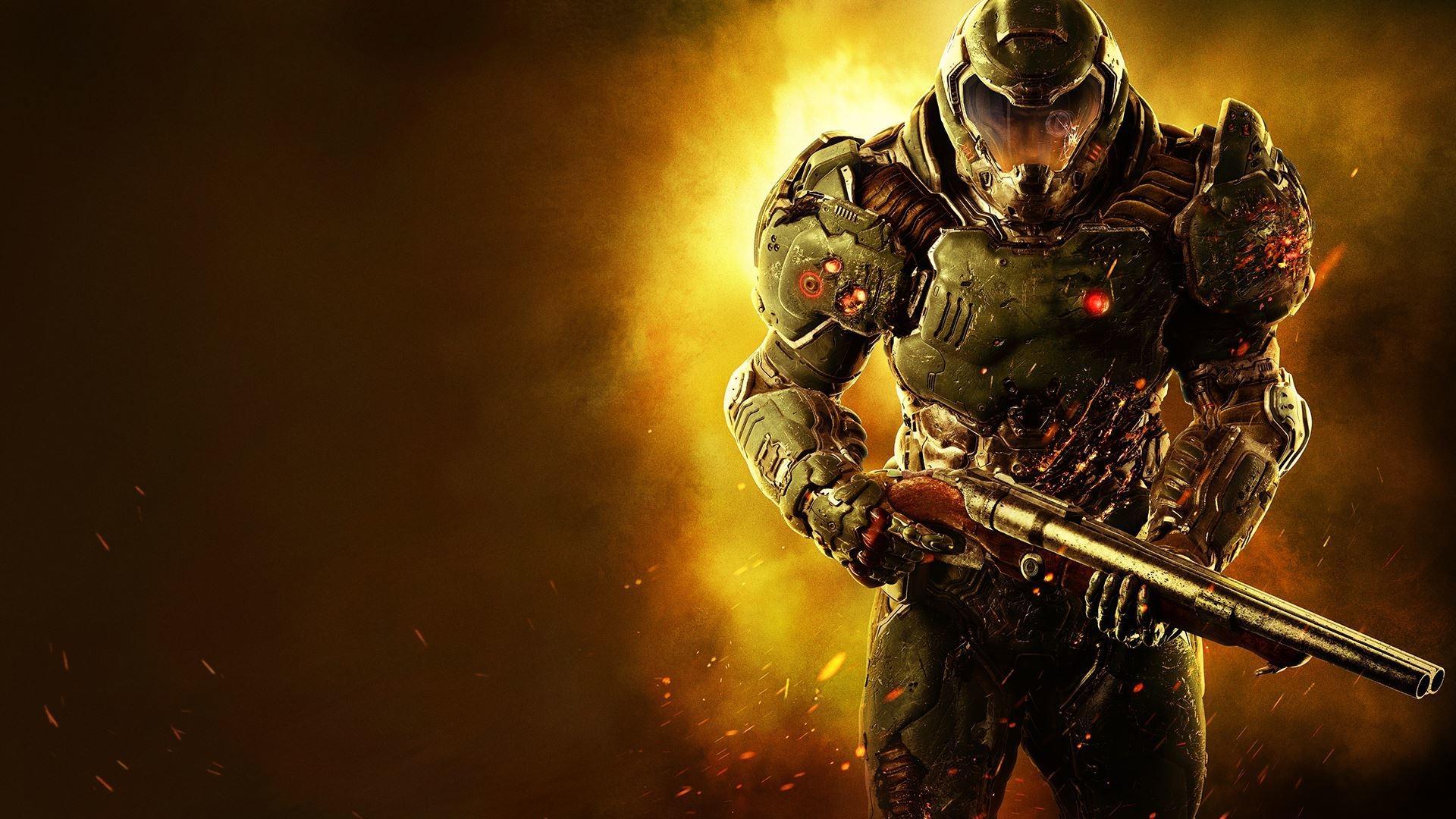Протагонист недавней DOOM станет одним из персонажей предстоящей Quake