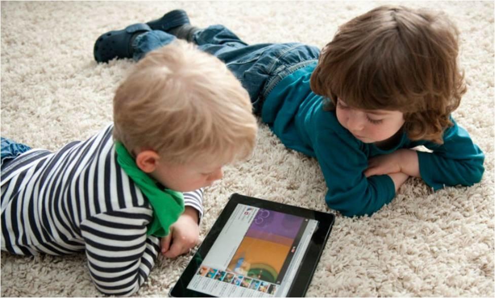 Лучший планшетный компьютер для дошкольника