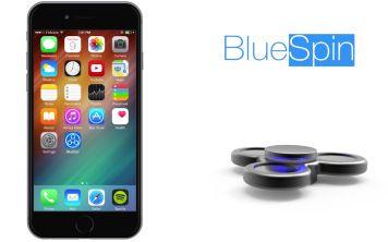 BlueSpin: представлен первый в мире спиннер с Bluetooth