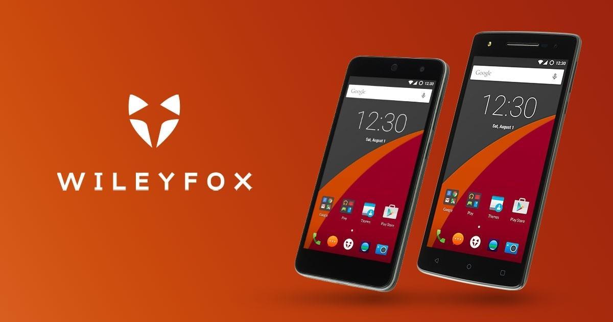 Компания Wileyfox займется обновлениями на базе Android 7.1.2 Nougat