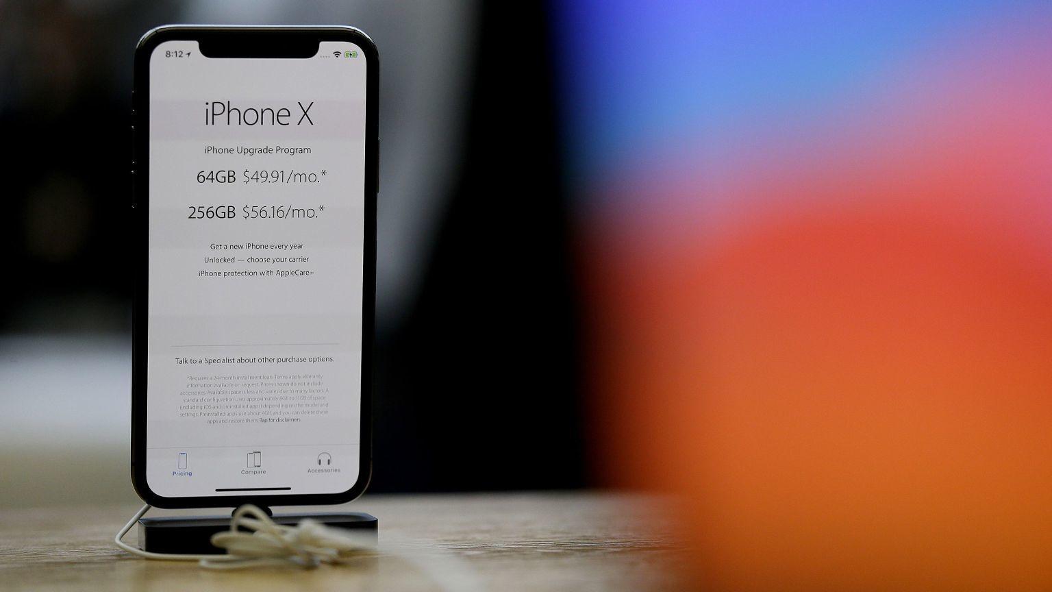 Почему цены на iPhone X в России одинаковые?
