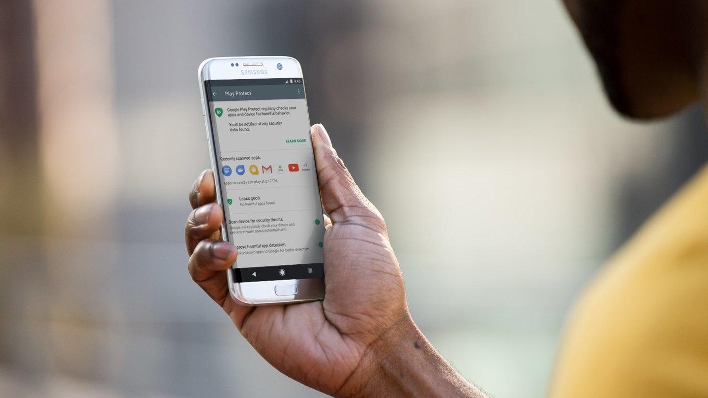 Антивирус Google Play Protect – что такое и как включить?