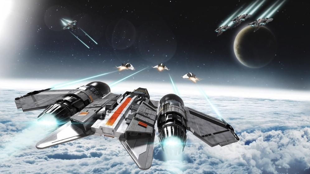 Пришло время невероятной игры Star Citizen Alpha 3.0