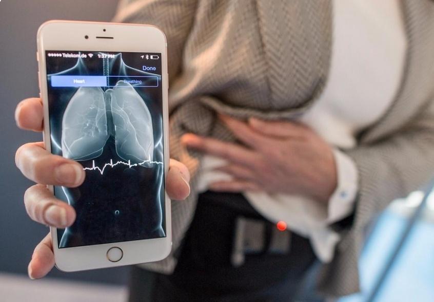 Смартфоны диагностируют инфекции