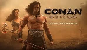 Уже в мае 2018 можно ожидать выхода на свет Conan Exiles