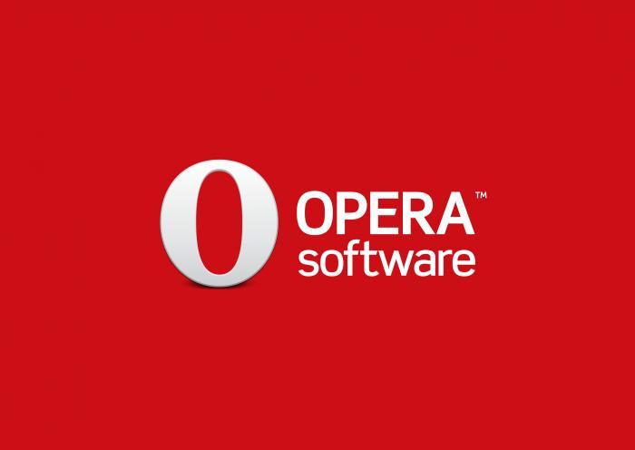 Opera меняет название