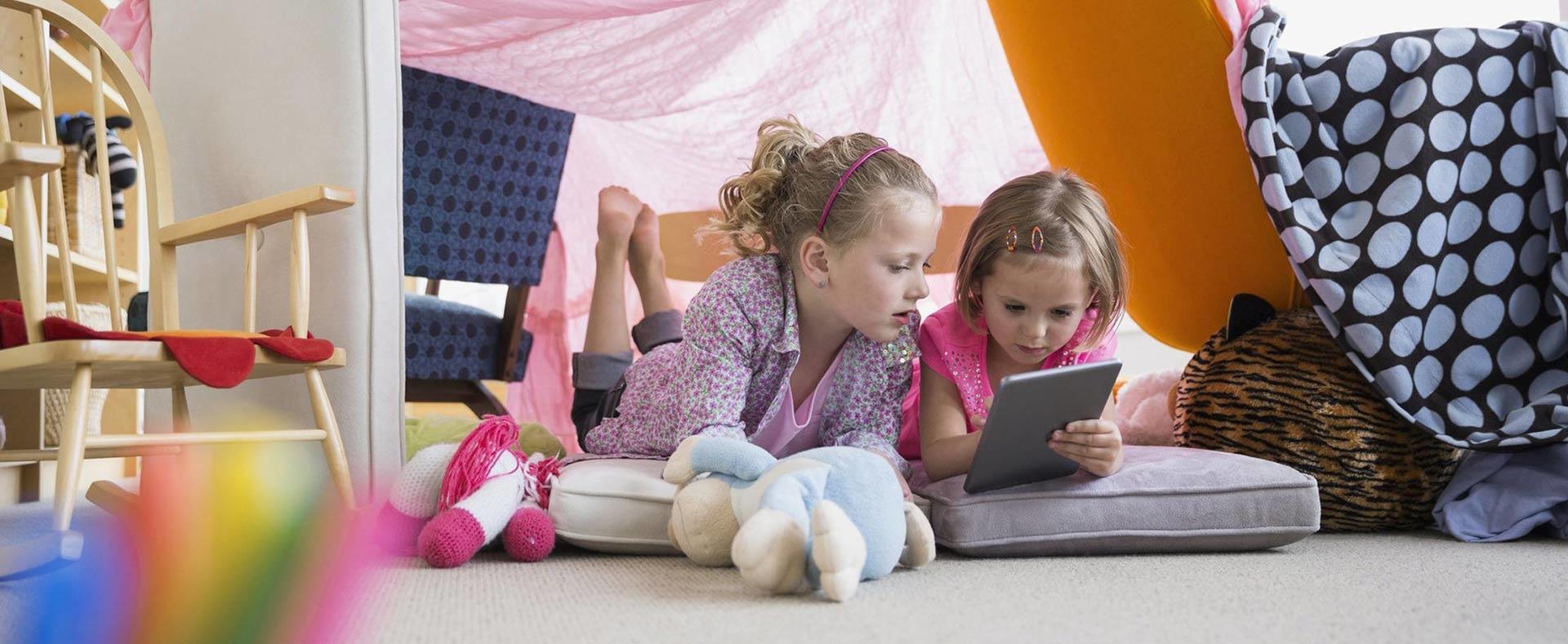 Какой детский планшет лучше для ребёнка?