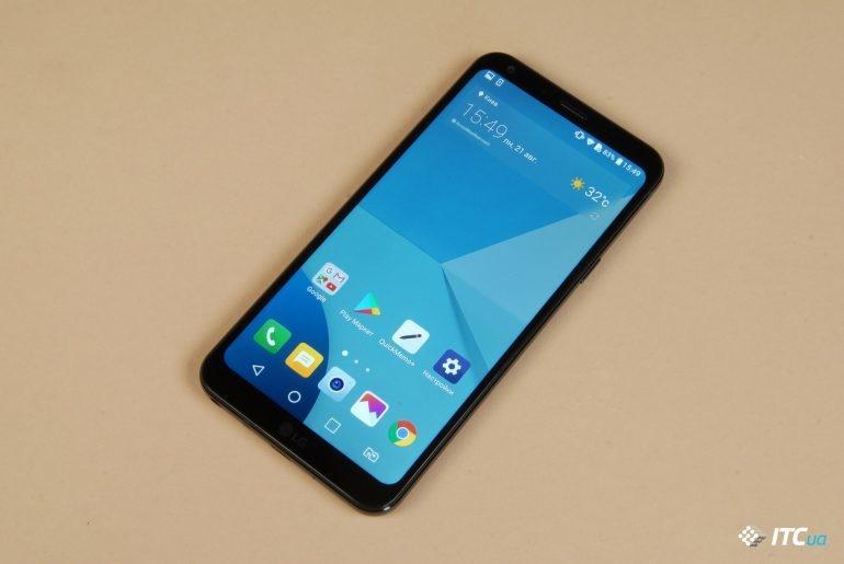 Старт продаж новейшего LG Q6