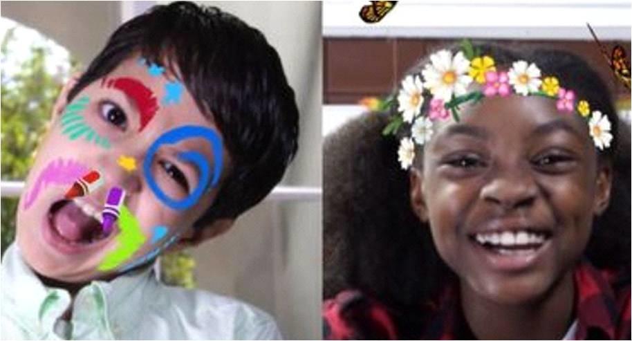 Разработчики Facebook создали особенный мессенджер для детей