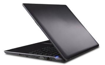 Clevo N240WU: barebone-ноутбук с новейшим процессором