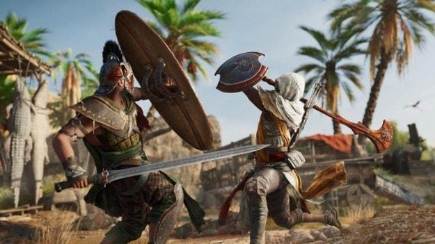 Assassin's Creed Origins не могут взломать
