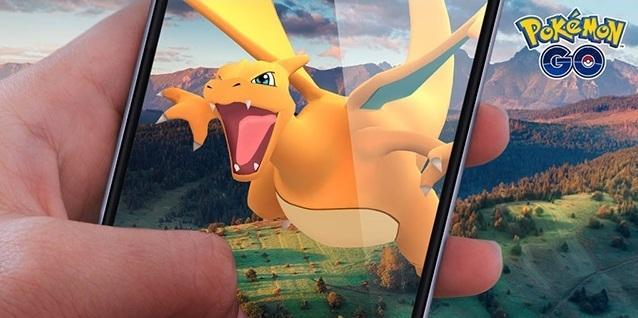 Эксклюзивный режим Pokemon Go AR + для iOS