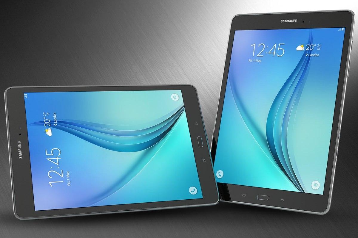Планшеты Samsung 2016