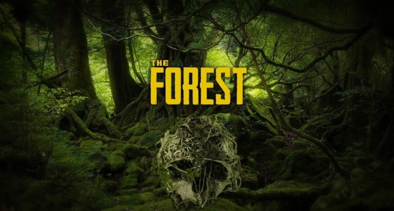 The Forest выйдет на PS4 в 2018 году