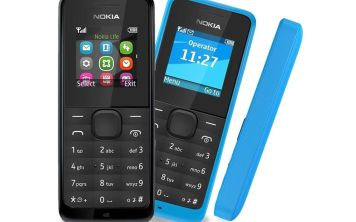 Nokia 105. Проста как табуретка