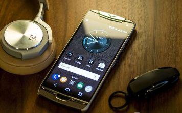 Vertu Constellation 2017 – уникальный смартфон для избранных