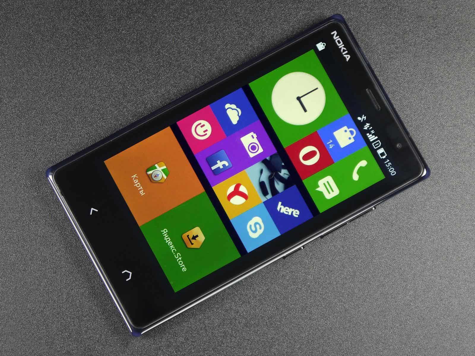 Обзор Nokia X2. Первое знакомство