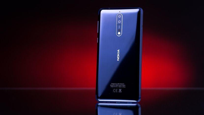 8 главных фишек Nokia 8