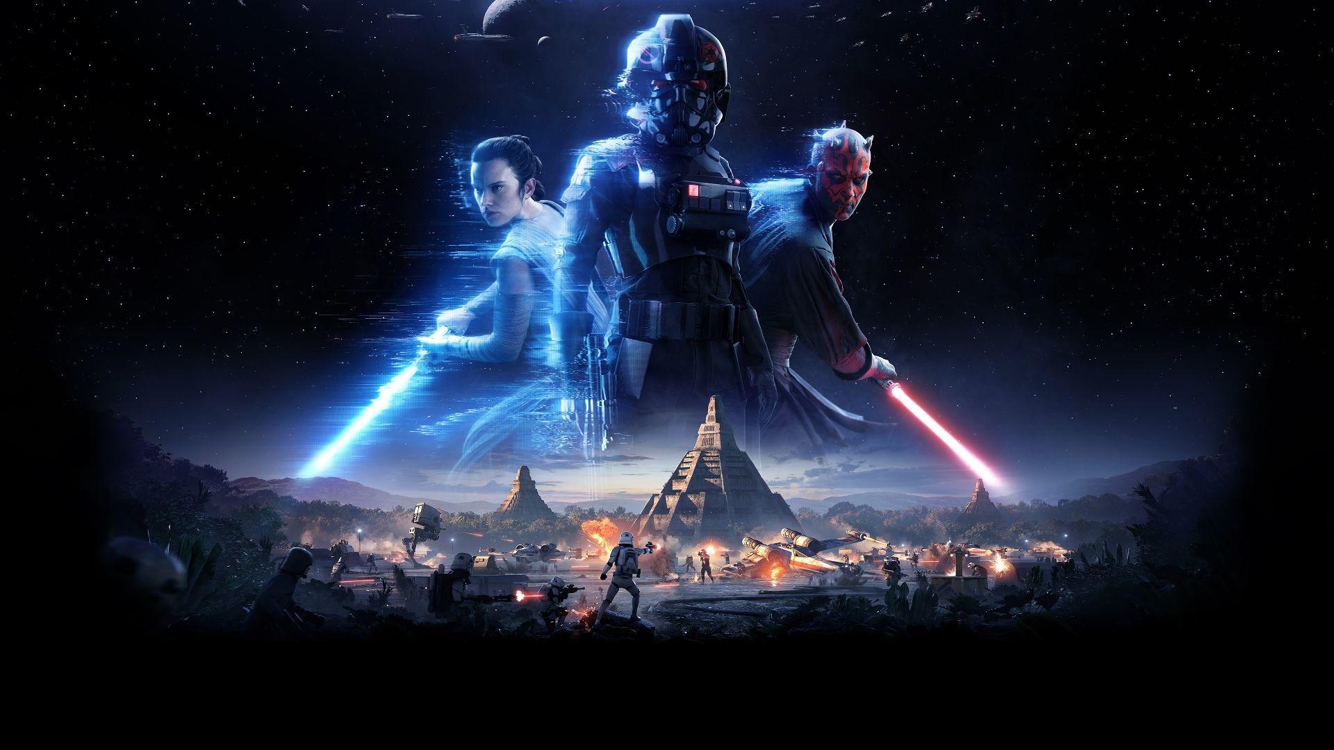 VR в Battlefront 2 исключён