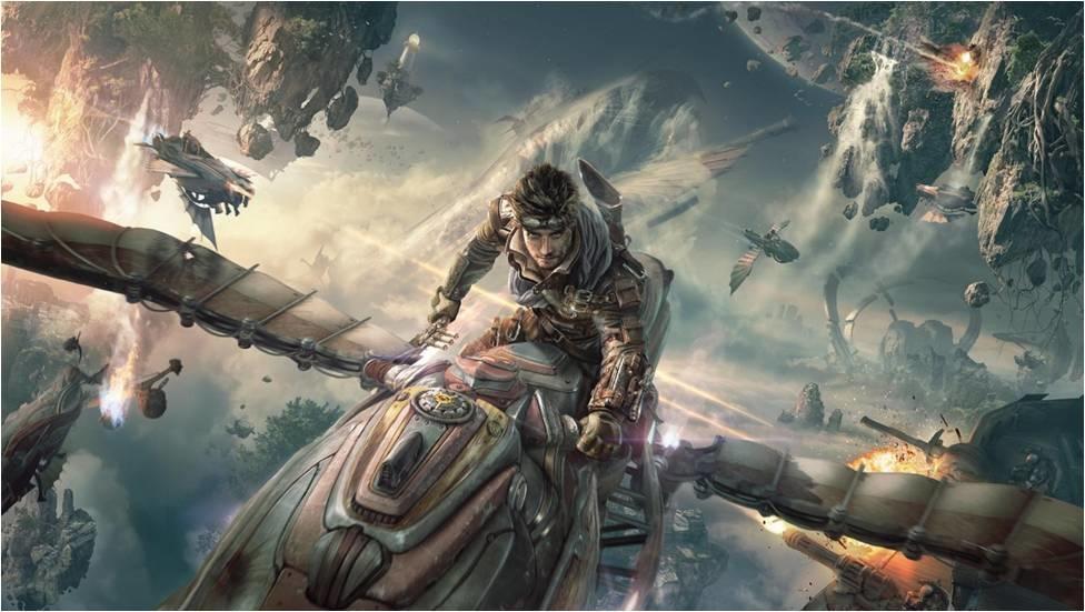 Разработчики обнародовали геймплей MMO Ascent: Infinite Realm