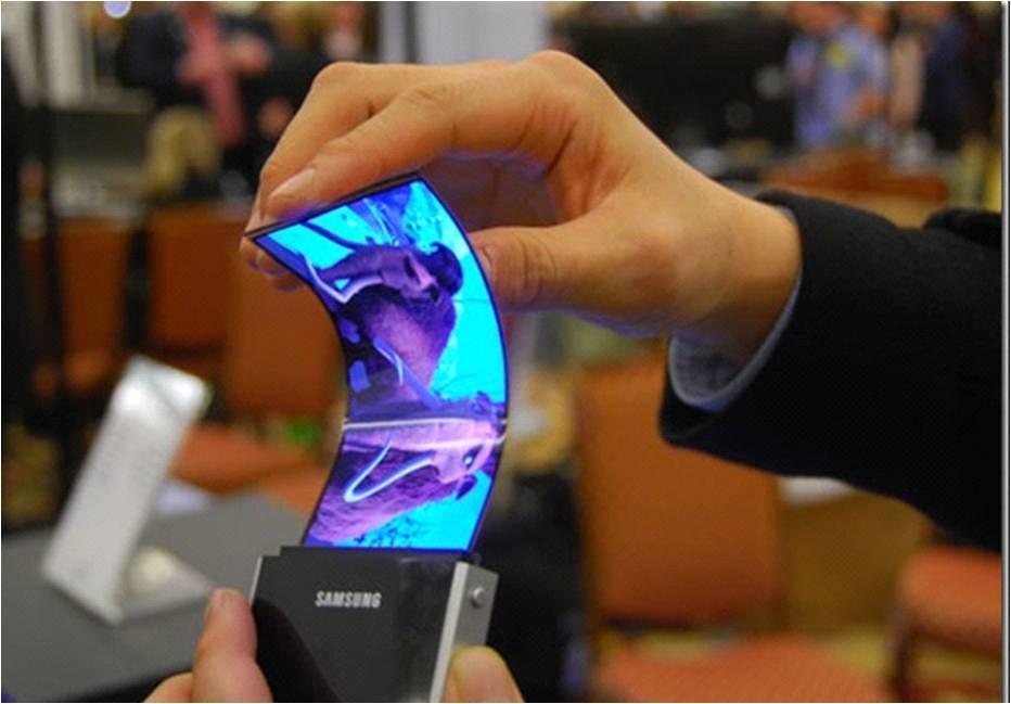 Компания Apple также будет использовать гибкие технологии