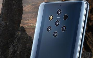 Обзор на смартфон Nokia 9 PureView