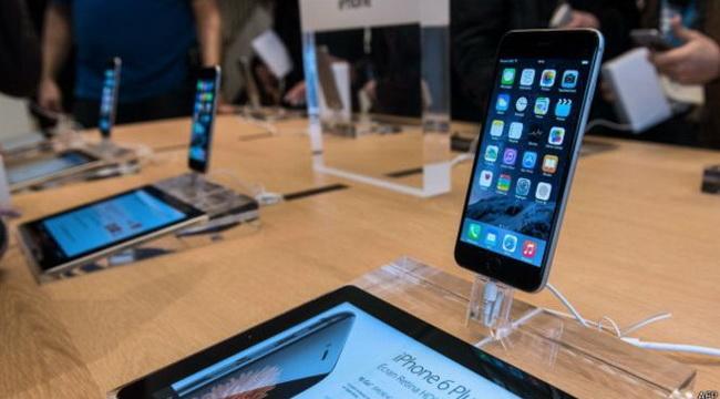 Apple теряет объемы продаж