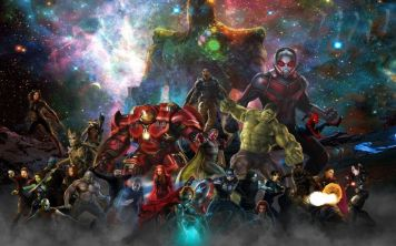 Square Enix делает игру по фильму «Мстители 3»