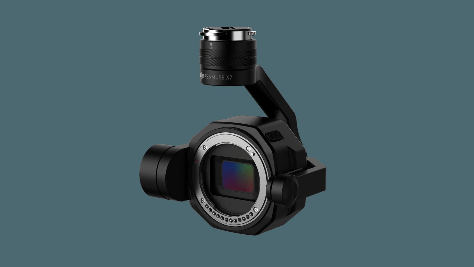Первая камера в 6К для беспилотников