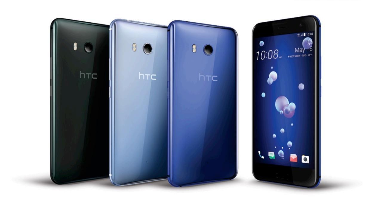 Слух: HTC готовит U11 Plus к запуску в ноябре