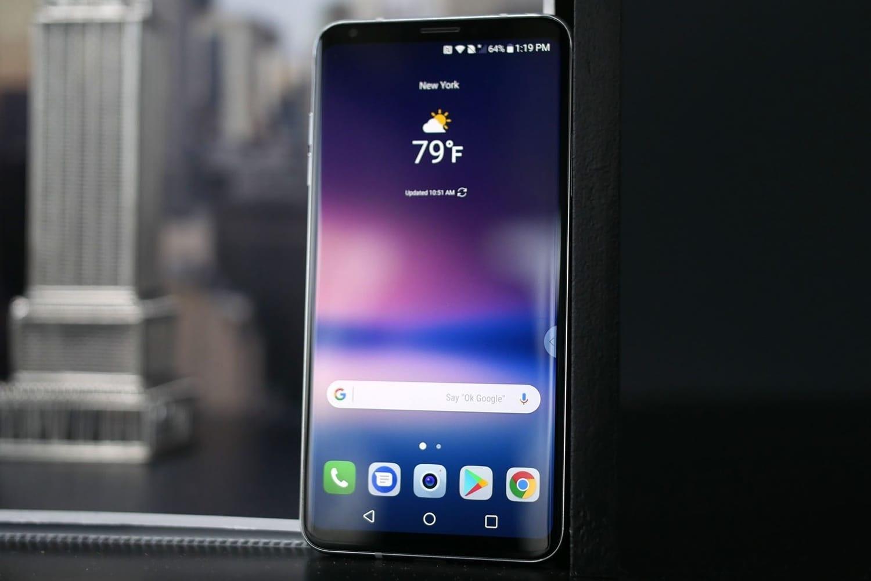 LG будет выпускать чипы для своих топовых смартфонов