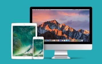 iOS интегрируют с macOS