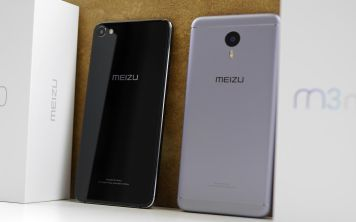 Первые фотографии безрамочного Meizu