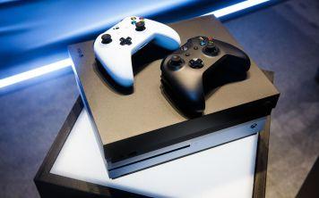 Игры на Xbox One X начнут занимать половину дискового пространства