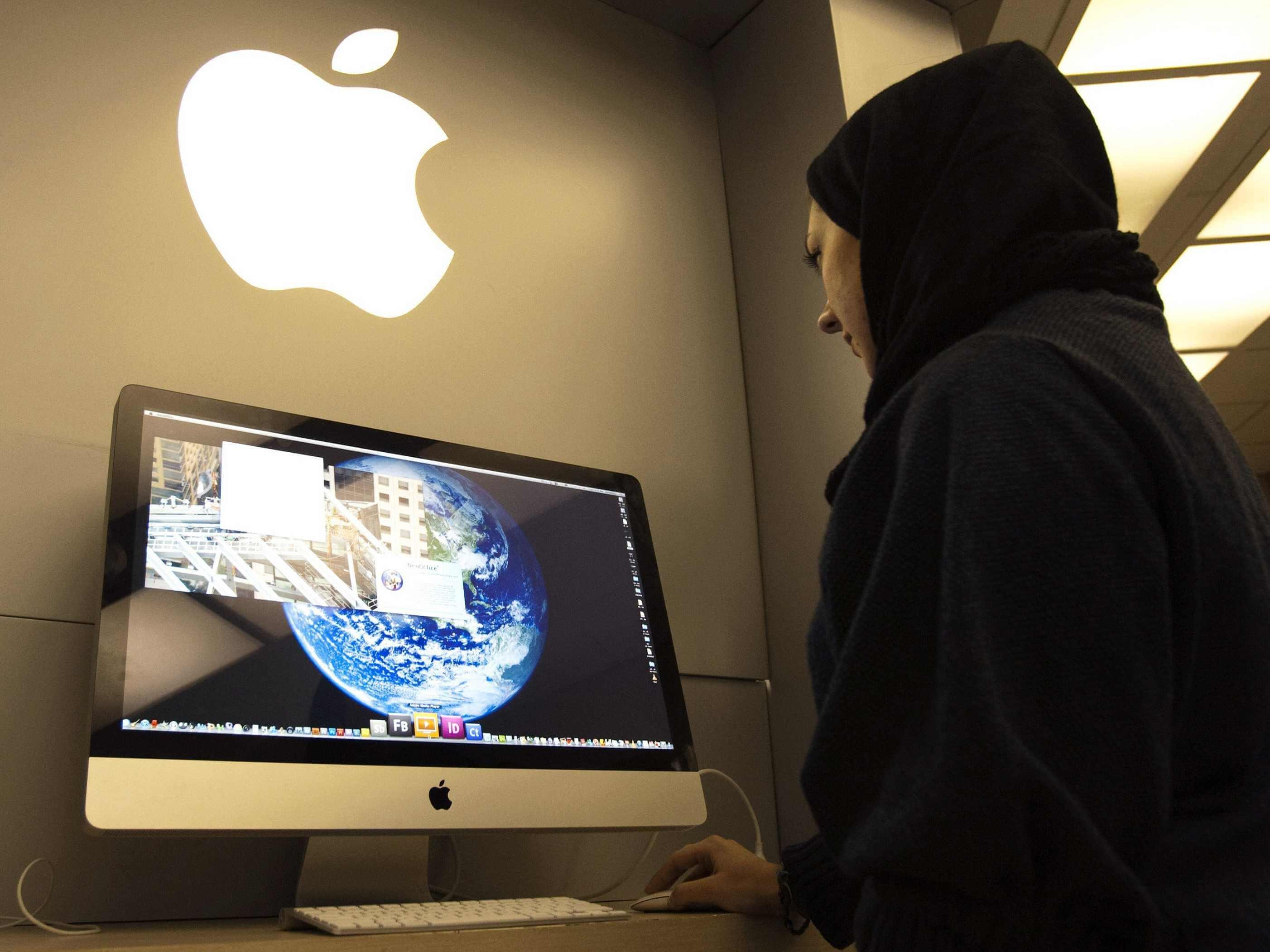 Очередные санкции от США: Apple удаляет все приложения из Ирана в AppStоre