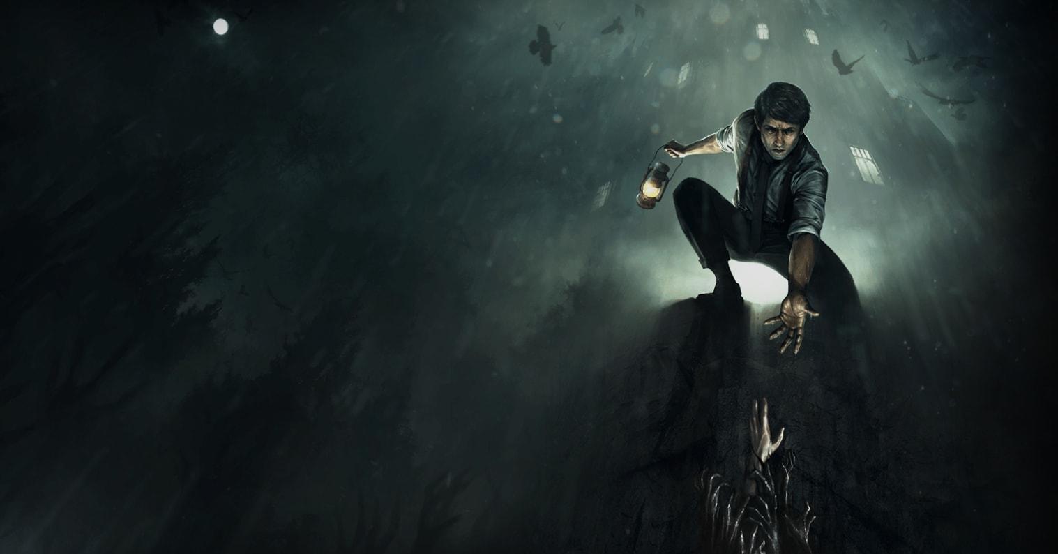 Ремейк Black Mirror: небезызвестный и атмосферный готический хоррор