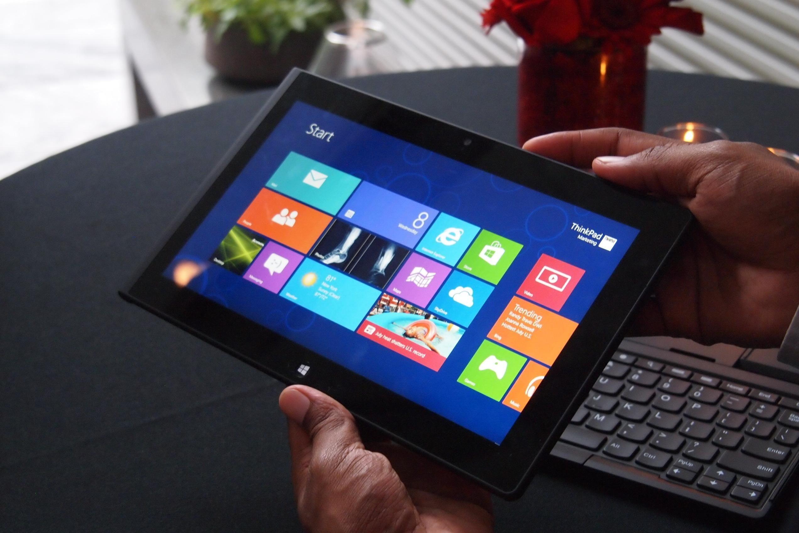 Топ планшетов от Lenovo