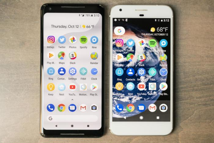 Google посоветовали, как решить проблемы смартфонов Pixel 2