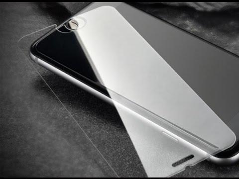 Как снять защитное стекло на iPhone?