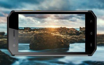 ElongMobile S70 – тонкий «неубиваемый» смартфон с NFC