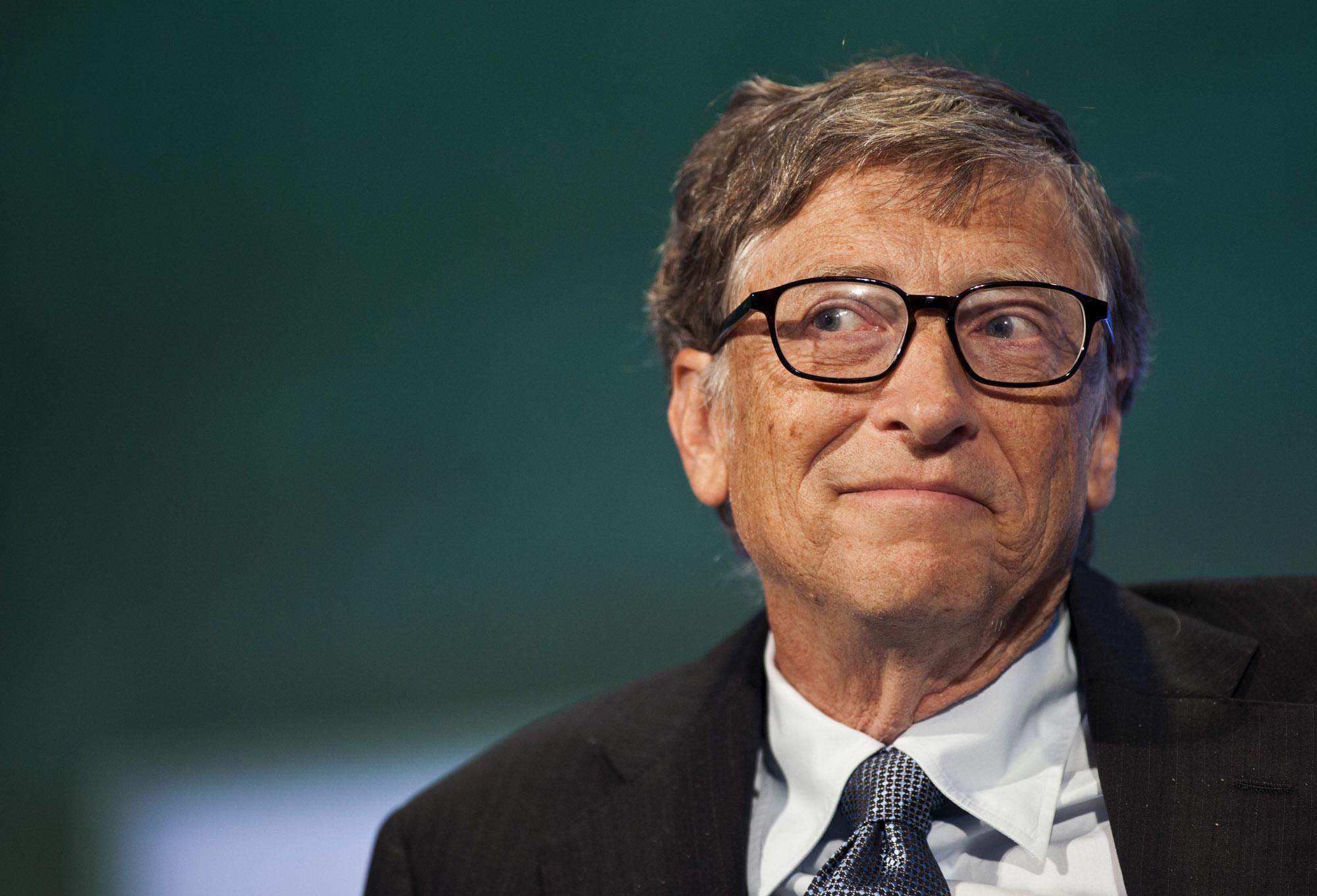 Билл Гейтс стал владельцем Android-смартфона