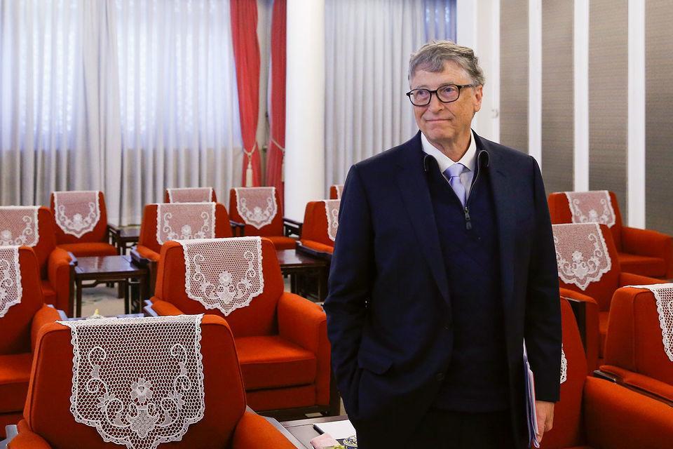 Билл Гейтс собирается потратить $100 млн на борьбу с болезнью Альцгеймера