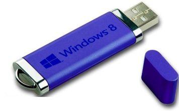 Создание загрузочной флешки windows 8