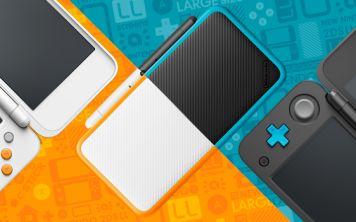 Игровая консоль New Nintendo 2DS XL