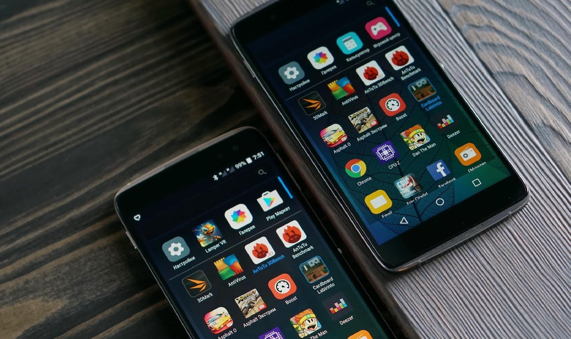 В сети появился рендер сразу шести будущих смартфонов Alcatel