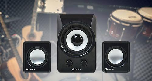 Мир увидел новую настольную акустику 2.1