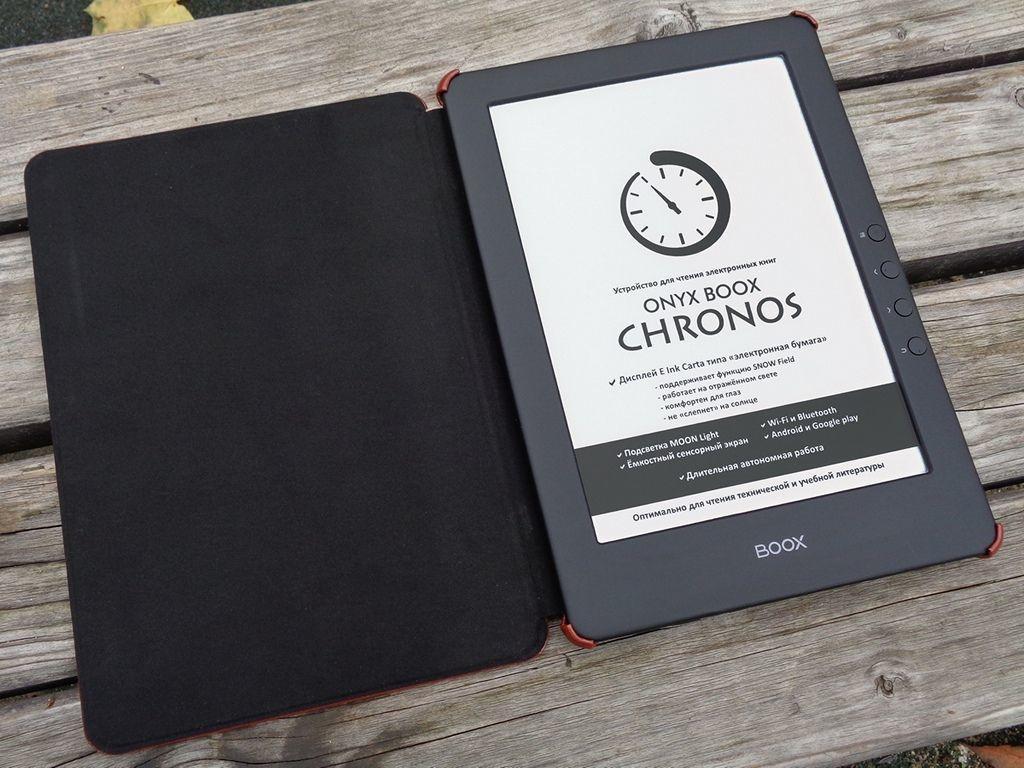 Краткий обзор Onyx Boox Chronos