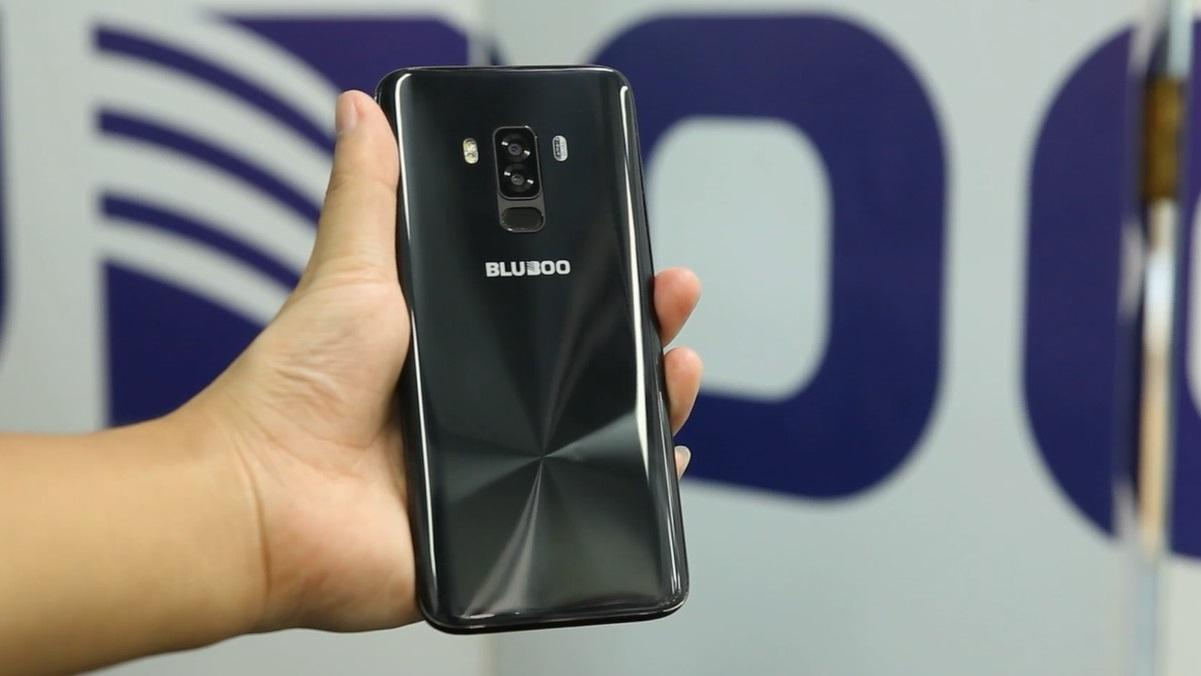 Появилась информация о первом клоне Samsung Galaxy S9